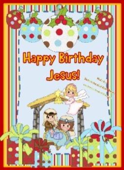 Happy Birthday Jesus - A Holiday Devotion