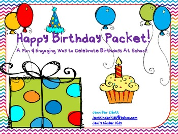 Happy Birthday Packet!