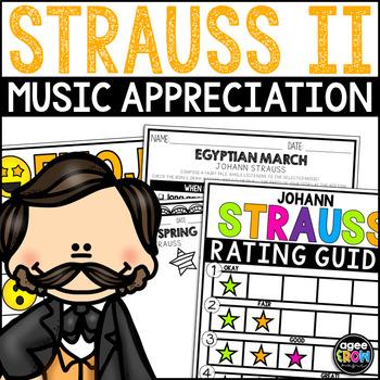 Happy Birthday Strauss!  October - Music Handwriting, List