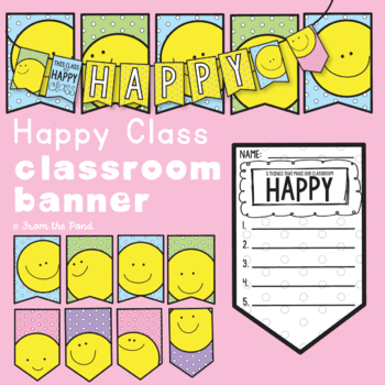 Happy Class Banner Pack