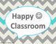 Happy Classroom Poster Freebie
