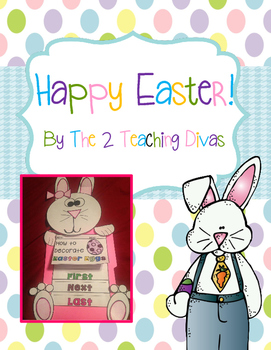 Happy Easter! By The 2 Teaching Divas
