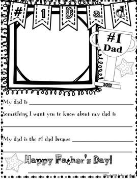 Happy Father's Day Freebie