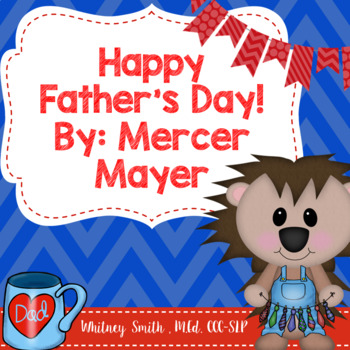 Happy Father's Day! (Little Critter) {A Book Companion}