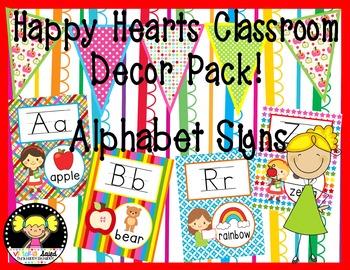 Happy Hearts Decor Pack