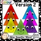 Happy Isosceles Triangle Clipart