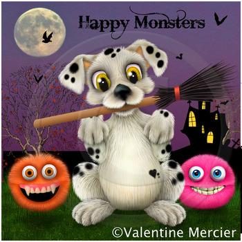 Happy Monsters 1