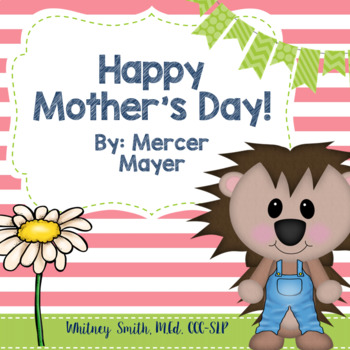 Happy Mother's Day (Little Critter) {A Book Companion}