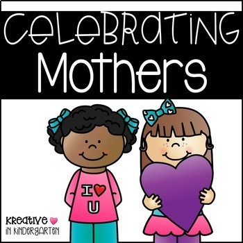 Happy Mother's Day- book, writing, acrostic, and craft!