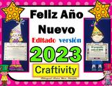 Ano Nuevo 2017 propositos The New Year 2017 - Año Craftivi