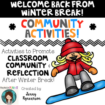 Happy New Year! Community Activities and MORE for Coming B