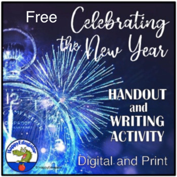 Happy New Year Handout