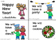 Happy New Year Leveled Emergent Reader {Sight Word} Mini-B