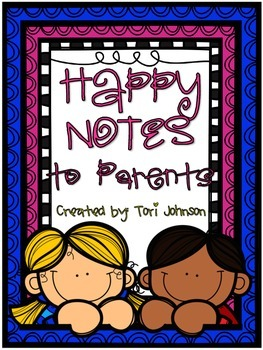 Happy Notes, Behavior, Classroom Management, Back to School