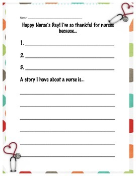Happy Nurse's Day Book