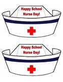 Happy School Nurse Day! nurse hat cards school nurse appreciation