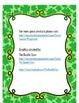 Happy St. Patrick's Day Class Sign (FREEBIE)
