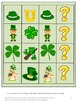 St. Patrick's Day File Folder Games for Centers or Station