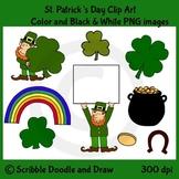 Happy St. Patrick's day Clip art