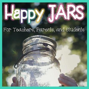 Teach Happy Classroom Jars