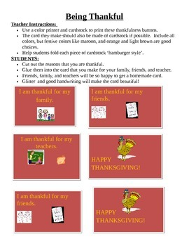 Happy Thanksgiving Card with pictures, and thanks (card-wr