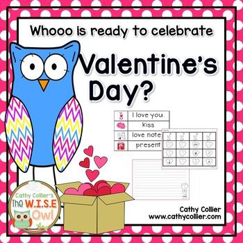 Happy Valentine's Day Activity Packet