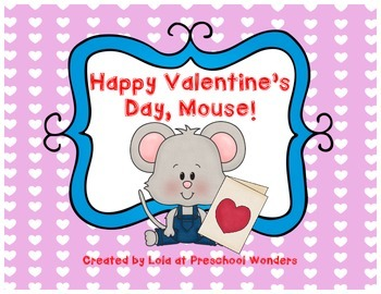 Happy Valentine's Day, Mouse Activities