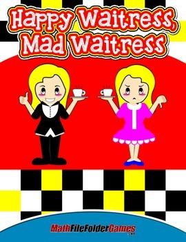 Happy Waitress, Mad Waitress - Tipping a Waitress With Men