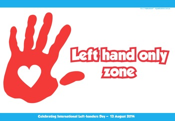 Happy left-handers day!