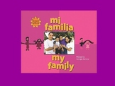 Harcourt Journeys 2nd Grade Mi Familia/My Family