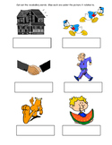 Harcourt Storytown 2nd Grade Vocabulary Review Lessons 9,