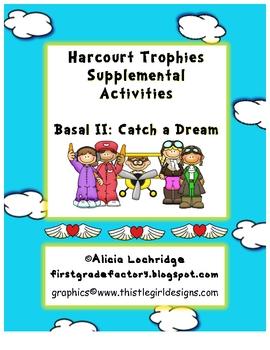 Harcourt Trophies Supplement: Catch a Dream