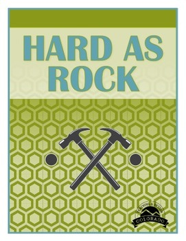 Hard As Rock - Introduction to Minerals Lab {Editable}