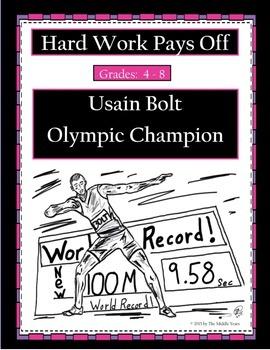 Hard Work Pays Off: Usain Bolt