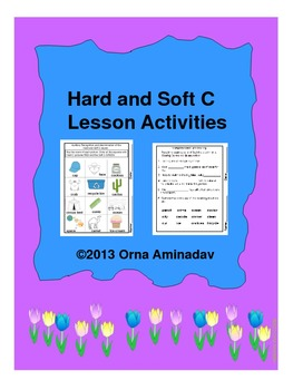 Hard and Soft C Lesson Activities