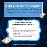 Computer Hardware & Software - Build a Computer