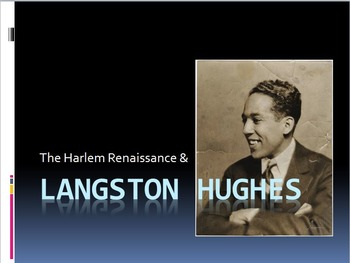 Harlem Renaissance Bundle: Poetry, Art, and Music of Langs