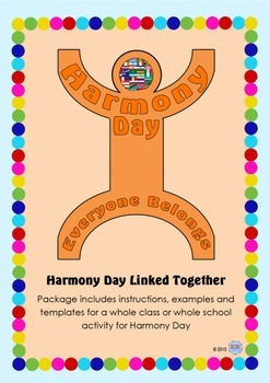 Harmony Day Everyone Belongs Celebration People - Cultural