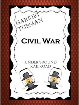 Harriet Tubman PARCC/SBAC Common Core Aligned