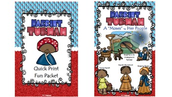 Harriet Tubman Quick Print Poster, Pennant/Banner, All Abo