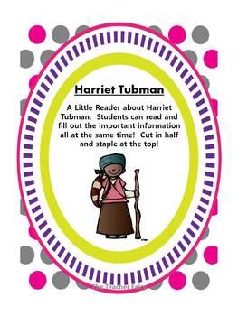 Harriet Tubman Reader