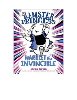 Harriet the Invincible Trivia Questions
