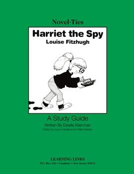 Harriet the Spy - Novel-Ties Study Guide
