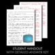 Harrison Bergeron, Worksheets and Multimedia for Kurt Vonn