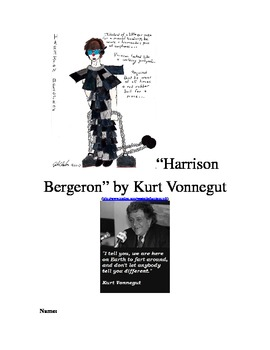"""Kurt Vonnegut:  """"Harrison Bergeron"""""""