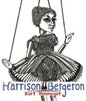 Harrison Bergeron by Kurt Vonnegut Crossword Puzzle