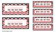 Harry Potter CHEVRON Daily Take Home Folder Labels