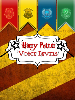 Harry Potter Themed Voice Levels