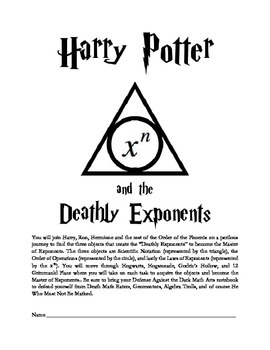 Harry Potter and the Deathly Exponents