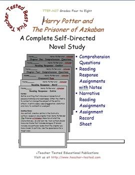 Harry Potter and the Prisoner of Azkaban: A Complete Novel Study